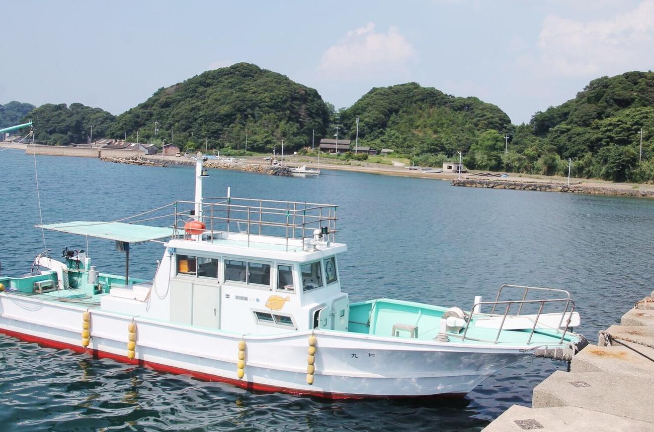 地元の漁業の復興に向けての挑戦